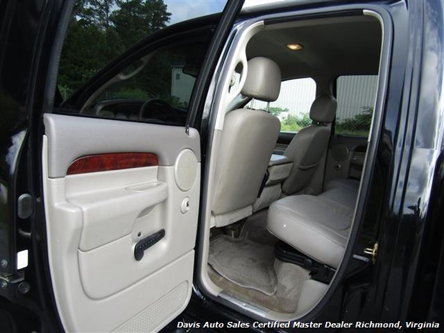 2003 Dodge Ram 3500 Laramie SLT 5.9 Cummins Diesel 4X4 Dually Crew Cab - Photo 22 - Richmond, VA 23237
