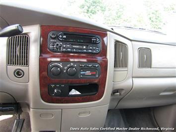 2003 Dodge Ram 3500 Laramie SLT 5.9 Cummins Diesel 4X4 Dually Crew Cab - Photo 18 - Richmond, VA 23237
