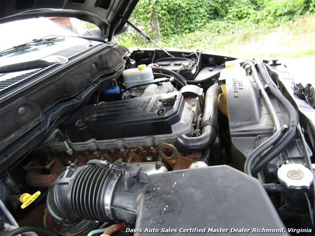 2003 Dodge Ram 3500 Laramie SLT 5.9 Cummins Diesel 4X4 Dually Crew Cab - Photo 26 - Richmond, VA 23237