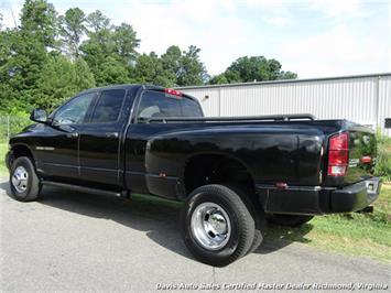 2003 Dodge Ram 3500 Laramie SLT 5.9 Cummins Diesel 4X4 Dually Crew Cab - Photo 3 - Richmond, VA 23237