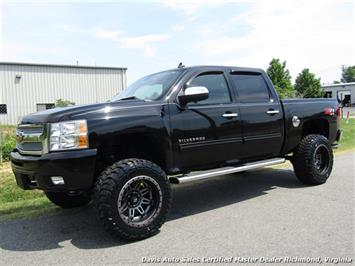 2011 Chevrolet Silverado 1500 LT 4X4 Z71 Lifted Crew Cab Short Bed Truck