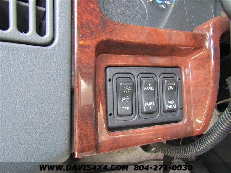 2006 International 7300 Cxt 4x4 Diesel Dt466 Crew Cab