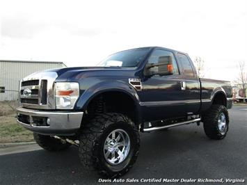 2008 Ford F-250 Super Duty XLT 4X4 Lifted 6.4 Diesel SuperCab Truck
