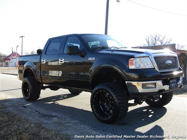 2005 Ford F-150 Lariat FX4 Lifted 4X4 Super Crew Cab Short Bed - Photo 14 - Richmond, VA 23237