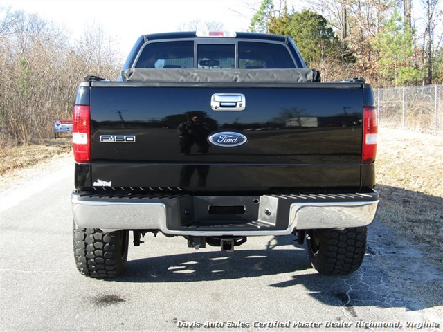 2005 Ford F-150 Lariat FX4 Lifted 4X4 Super Crew Cab Short Bed - Photo 4 - Richmond, VA 23237