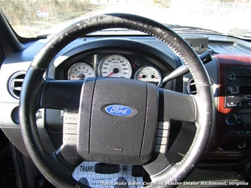 2005 Ford F-150 Lariat FX4 Lifted 4X4 Super Crew Cab Short Bed - Photo 6 - Richmond, VA 23237