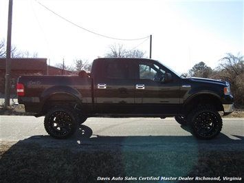 2005 Ford F-150 Lariat FX4 Lifted 4X4 Super Crew Cab Short Bed - Photo 13 - Richmond, VA 23237