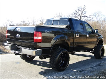 2005 Ford F-150 Lariat FX4 Lifted 4X4 Super Crew Cab Short Bed - Photo 12 - Richmond, VA 23237