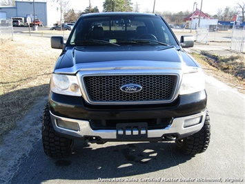 2005 Ford F-150 Lariat FX4 Lifted 4X4 Super Crew Cab Short Bed - Photo 31 - Richmond, VA 23237