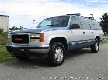 1994 GMC Suburban K1500 SLE 4X4 5.7 350 V8 Loaded 8 Passenger SUV
