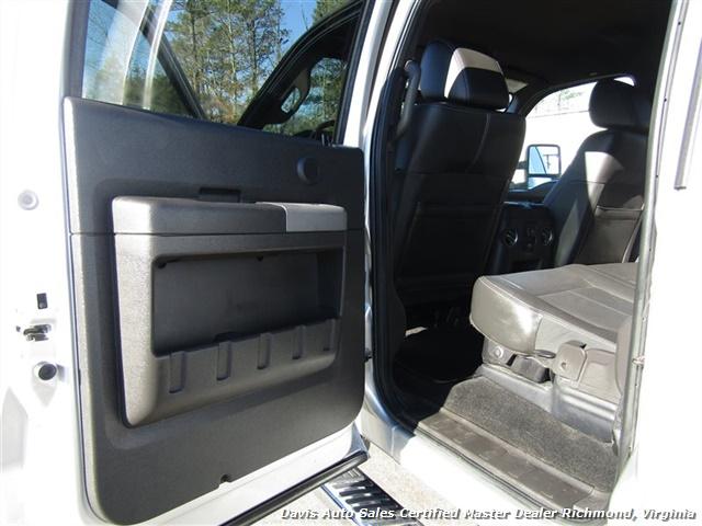 2011 Ford F-350 Super Duty Lariat 6.7 Diesel 4X4 Crew Cab Long Bed - Photo 24 - Richmond, VA 23237