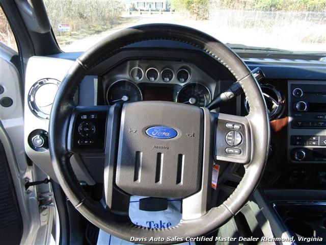 2011 Ford F-350 Super Duty Lariat 6.7 Diesel 4X4 Crew Cab Long Bed - Photo 6 - Richmond, VA 23237