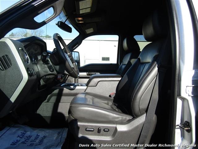 2011 Ford F-350 Super Duty Lariat 6.7 Diesel 4X4 Crew Cab Long Bed - Photo 19 - Richmond, VA 23237