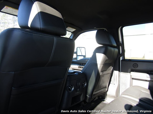 2011 Ford F-350 Super Duty Lariat 6.7 Diesel 4X4 Crew Cab Long Bed - Photo 16 - Richmond, VA 23237