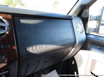 2011 Ford F-350 Super Duty Lariat 6.7 Diesel 4X4 Crew Cab Long Bed - Photo 23 - Richmond, VA 23237
