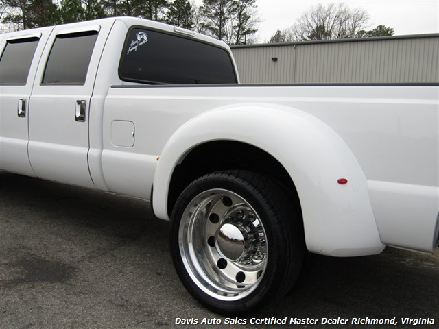 2004 Ford F-350 Super Duty 6 Door Conversion Dually Diesel - Photo 29 - Richmond, VA 23237