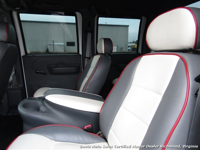 2004 Ford F-350 Super Duty 6 Door Conversion Dually Diesel - Photo 24 - Richmond, VA 23237