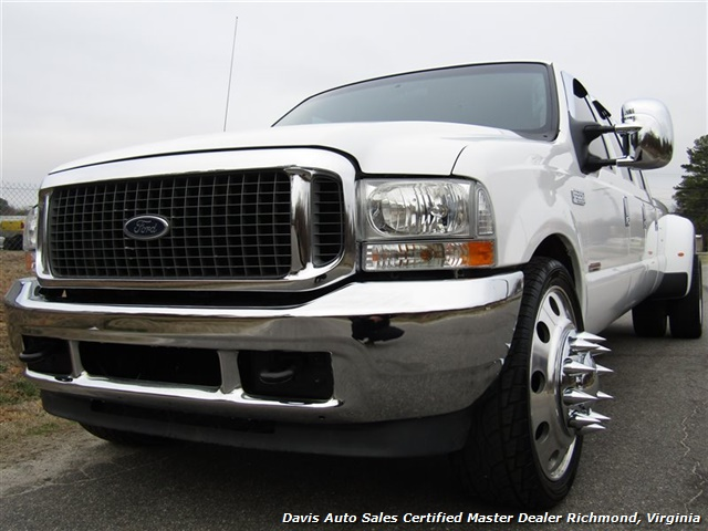 2004 Ford F-350 Super Duty 6 Door Conversion Dually Diesel - Photo 30 - Richmond, VA 23237