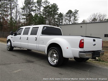 2004 Ford F-350 Super Duty 6 Door Conversion Dually Diesel - Photo 3 - Richmond, VA 23237