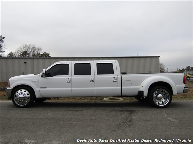 2004 Ford F-350 Super Duty 6 Door Conversion Dually Diesel - Photo 2 - Richmond, VA 23237