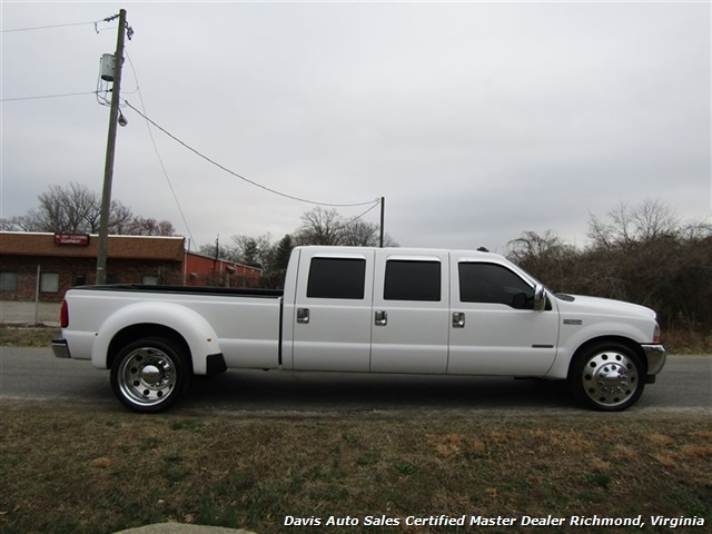 2004 Ford F 350 Super Duty 6 Door Conversion Dually Diesel