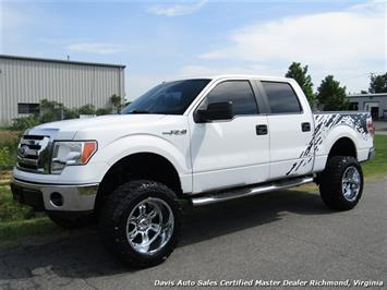 2010 Ford F-150 XLT Lifted 4X4 SuperCrew Short Bed Truck