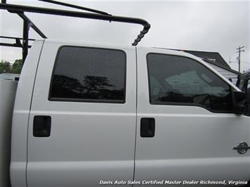 2015 Ford F-450 Super Duty XL 4X4 Diesel 6.7 Dually Crew Cab Utility Work Bin Body - Photo 15 - Richmond, VA 23237
