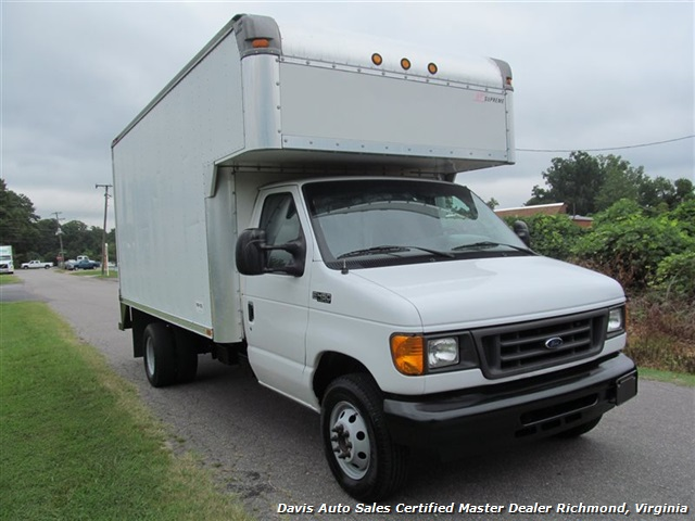 2004 Ford E Series Chassis E 450 Sd Diesel