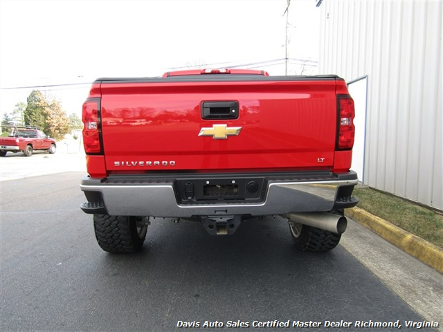 2016 Chevrolet Silverado 2500 HD LT Z71 6.6 Duramax Diesel Lifted 4X4 Crew Cab - Photo 30 - Richmond, VA 23237