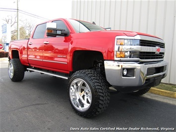 2016 Chevrolet Silverado 2500 HD LT Z71 6.6 Duramax Diesel Lifted 4X4 Crew Cab - Photo 13 - Richmond, VA 23237
