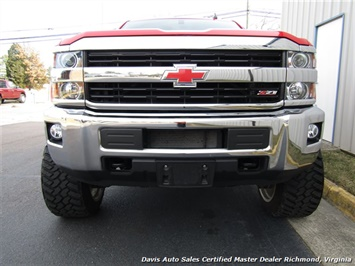 2016 Chevrolet Silverado 2500 HD LT Z71 6.6 Duramax Diesel Lifted 4X4 Crew Cab - Photo 31 - Richmond, VA 23237