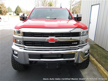 2016 Chevrolet Silverado 2500 HD LT Z71 6.6 Duramax Diesel Lifted 4X4 Crew Cab - Photo 14 - Richmond, VA 23237