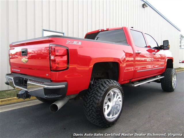 2016 Chevrolet Silverado 2500 HD LT Z71 6.6 Duramax Diesel Lifted 4X4 Crew Cab - Photo 11 - Richmond, VA 23237