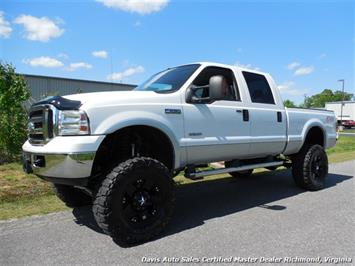 2006 Ford F-250 Powerstroke Diesel Lariat FX4 Lifted 4X4 Crew Cab Truck