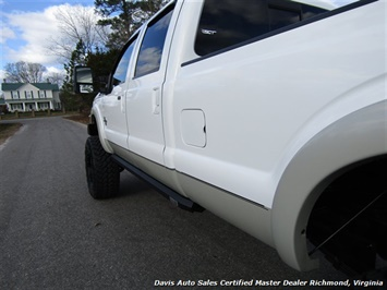 2011 Ford F-350 Super Duty Lariat 6.7 Diesel Lifted 4X4 Long Bed - Photo 19 - Richmond, VA 23237
