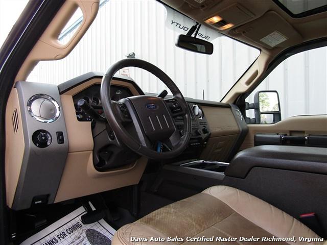 2011 Ford F-350 Super Duty Lariat 6.7 Diesel Lifted 4X4 Long Bed - Photo 5 - Richmond, VA 23237