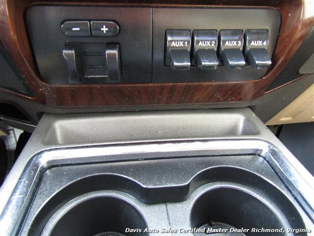 2011 Ford F-350 Super Duty Lariat 6.7 Diesel Lifted 4X4 Long Bed - Photo 24 - Richmond, VA 23237