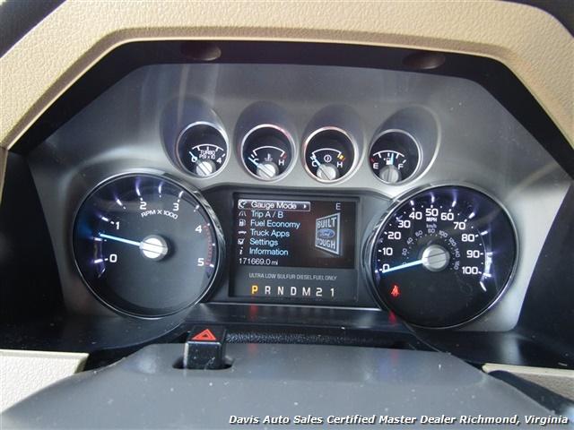 2011 Ford F-350 Super Duty Lariat 6.7 Diesel Lifted 4X4 Long Bed - Photo 26 - Richmond, VA 23237