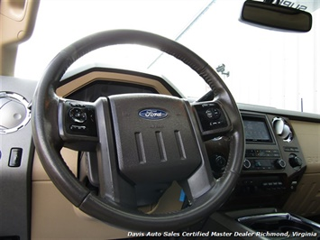 2011 Ford F-350 Super Duty Lariat 6.7 Diesel Lifted 4X4 Long Bed - Photo 6 - Richmond, VA 23237