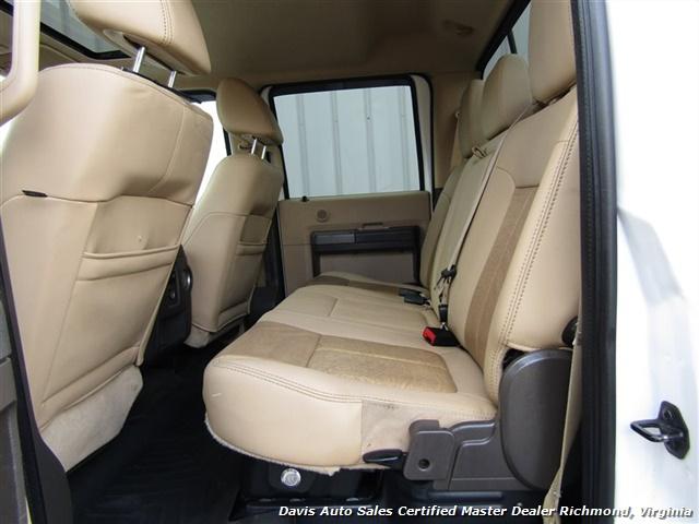 2011 Ford F-350 Super Duty Lariat 6.7 Diesel Lifted 4X4 Long Bed - Photo 9 - Richmond, VA 23237