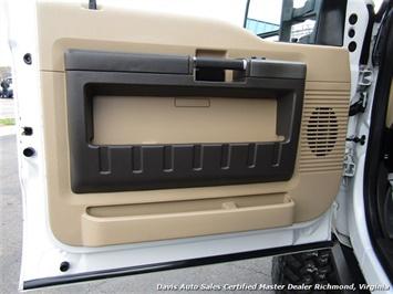 2011 Ford F-350 Super Duty Lariat 6.7 Diesel Lifted 4X4 Long Bed - Photo 27 - Richmond, VA 23237