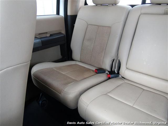 2011 Ford F-350 Super Duty Lariat 6.7 Diesel Lifted 4X4 Long Bed - Photo 25 - Richmond, VA 23237