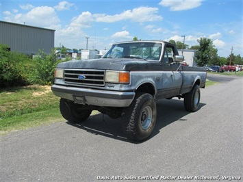 1991 Ford F-250 Truck