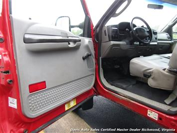 2005 Ford F-450 Super Duty XL Regular Cab Dump Bed Power Stroke Turbo Diesel - Photo 6 - Richmond, VA 23237