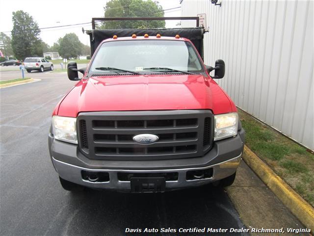 2005 Ford F-450 Super Duty XL Regular Cab Dump Bed Power Stroke Turbo Diesel - Photo 23 - Richmond, VA 23237