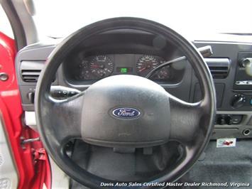 2005 Ford F-450 Super Duty XL Regular Cab Dump Bed Power Stroke Turbo Diesel - Photo 7 - Richmond, VA 23237
