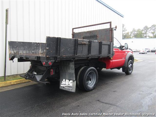 2005 Ford F-450 Super Duty XL Regular Cab Dump Bed Power Stroke Turbo Diesel - Photo 12 - Richmond, VA 23237