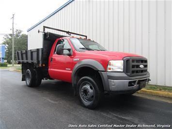 2005 Ford F-450 Super Duty XL Regular Cab Dump Bed Power Stroke Turbo Diesel - Photo 14 - Richmond, VA 23237