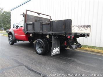 2005 Ford F-450 Super Duty XL Regular Cab Dump Bed Power Stroke Turbo Diesel - Photo 3 - Richmond, VA 23237