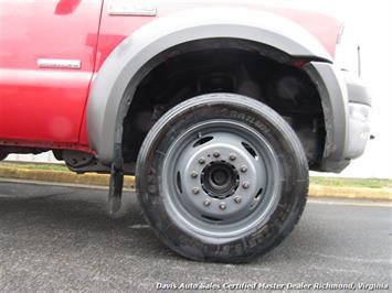 2005 Ford F-450 Super Duty XL Regular Cab Dump Bed Power Stroke Turbo Diesel - Photo 10 - Richmond, VA 23237